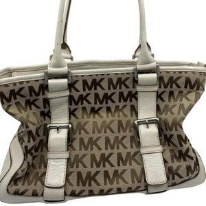 MICHAEL Michael Kors XL Shoppers Shoulder Bag